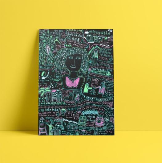 Poster-MockUp-Eva-Ilustracion1