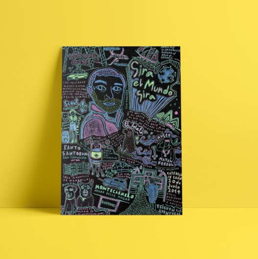 Poster-MockUp-Mundo-Ilustracion1