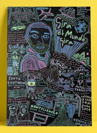 Poster-MockUp-Mundo-Ilustracion2